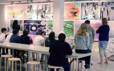 KIDS GO ONLINE – Vom Produzenten zum Agenten für die Kunst