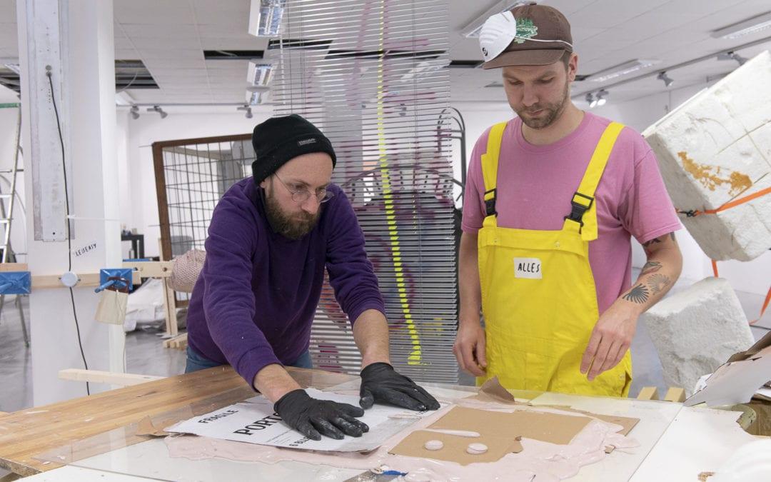 Alles Easy – Road Trip I Factory I Exhibition