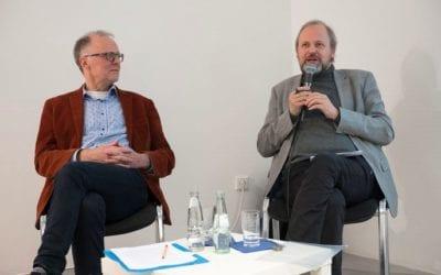 Wolfgang Ullrich im Gespräch – RAHMENPROGRAMM ZU BAMBI GOES ART