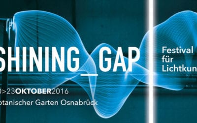 SHINING_GAP - Festival for light art