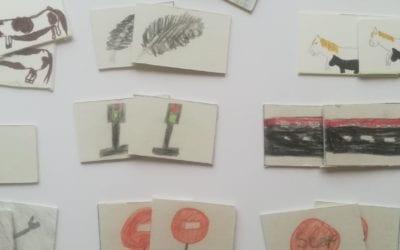 """Workshop """"Klassenmemory"""" – Gemeinsam zeichnen und spielen"""