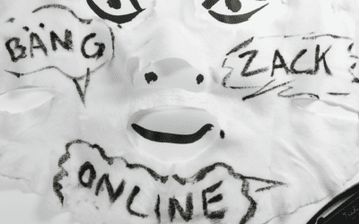 Summer holiday program - Krach Bumm Bäng Zack - drawing, text, film, sound